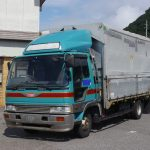 新人トラックドライバー必見!4トン車運転のコツと注意点