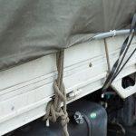 【トラックロープの結び方】ロープの選び方や結び方の特徴とメリット