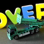 ダンプカーの過積載は非常に危険!過積載の目安や事故について