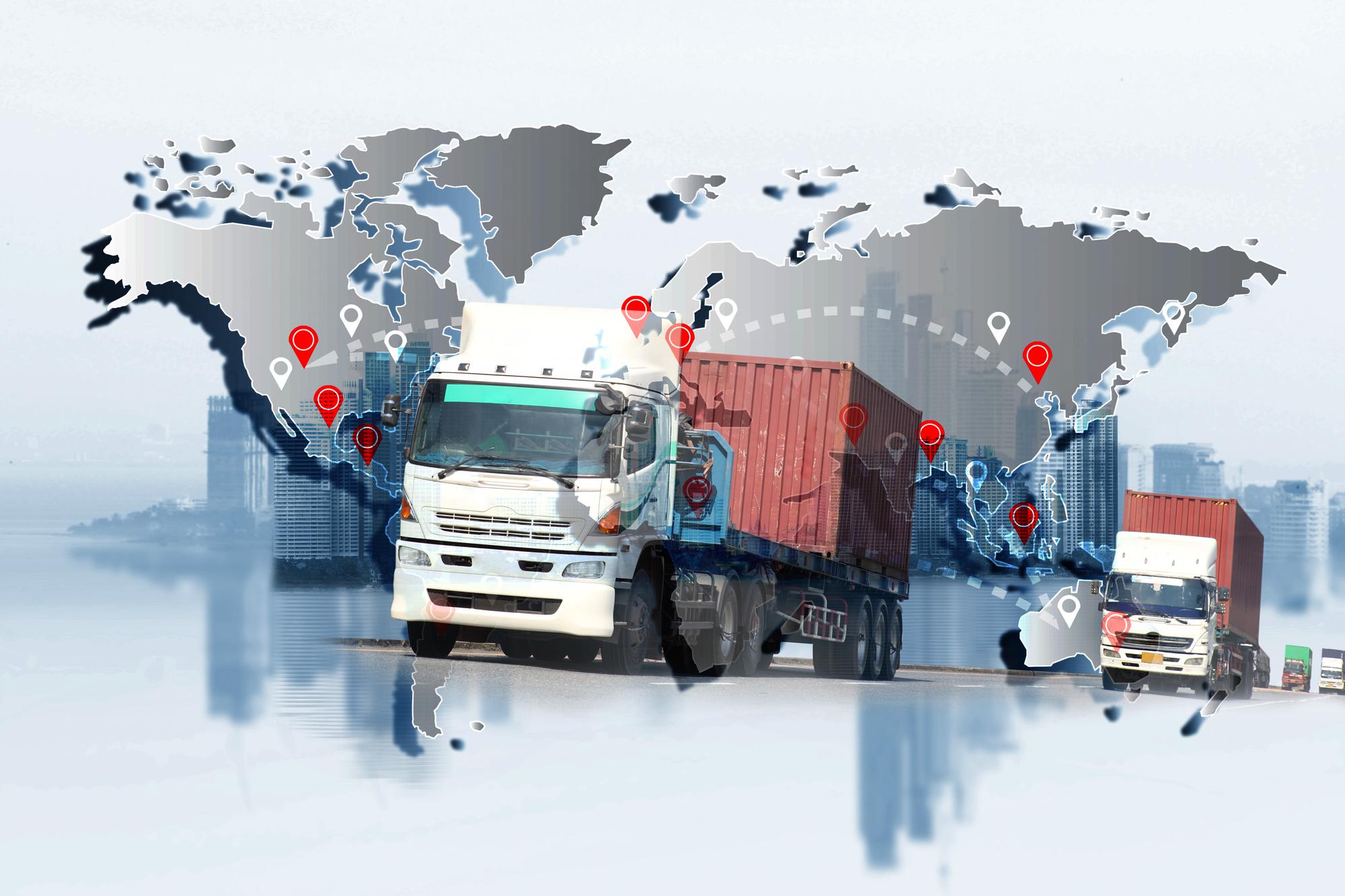 トラック 海外